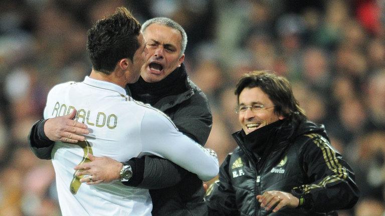 Former Manchester United manager Jose Mourinho makes Cristiano Ronaldo prediction - Bóng Đá