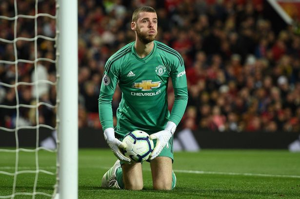 De Gea signs new 5 years contract - Bóng Đá
