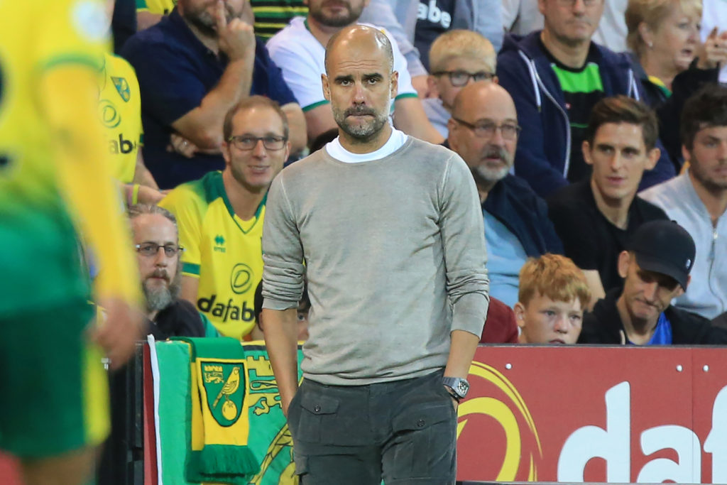 Fans convinced Liverpool boss Jurgen Klopp played a part in Man City defeat - Bóng Đá