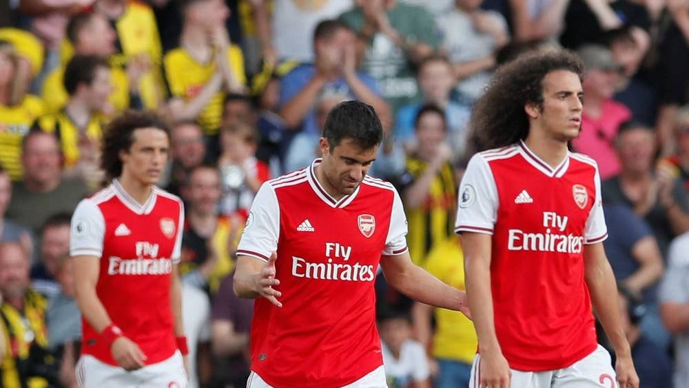 Martin Keown highlights the one major problem at Arsenal that could take another decade to fix - phòng ngự - Bóng Đá
