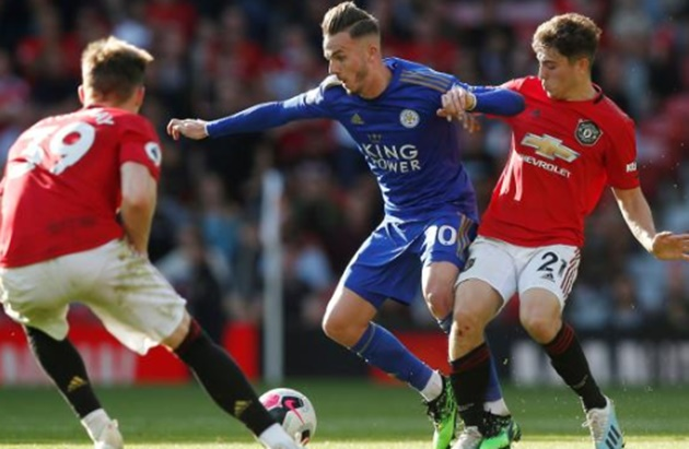Man United will try to sign James Maddison & Leicester's price tag revealed - Bóng Đá