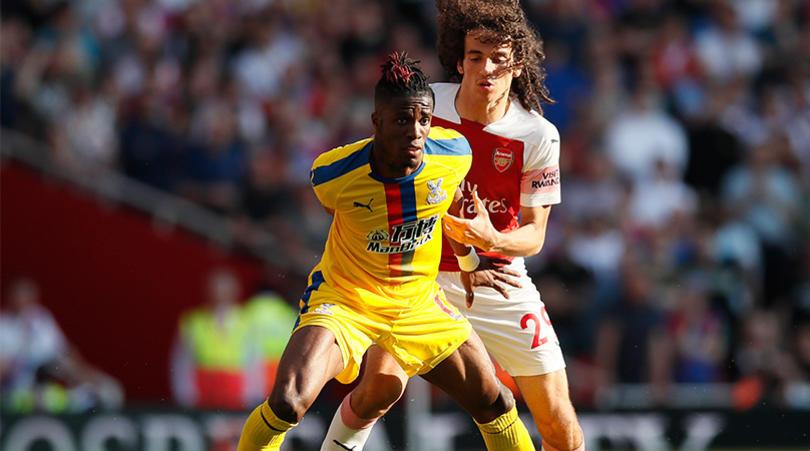 Wilfried Zaha defends work rate at Crystal Palace - Bóng Đá