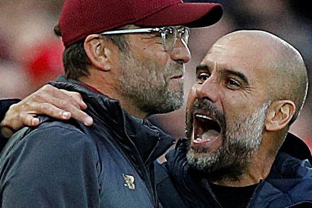 Jurgen Klopp shuts down Pep Guardiola 'joke' about Liverpool already winning title - Bóng Đá