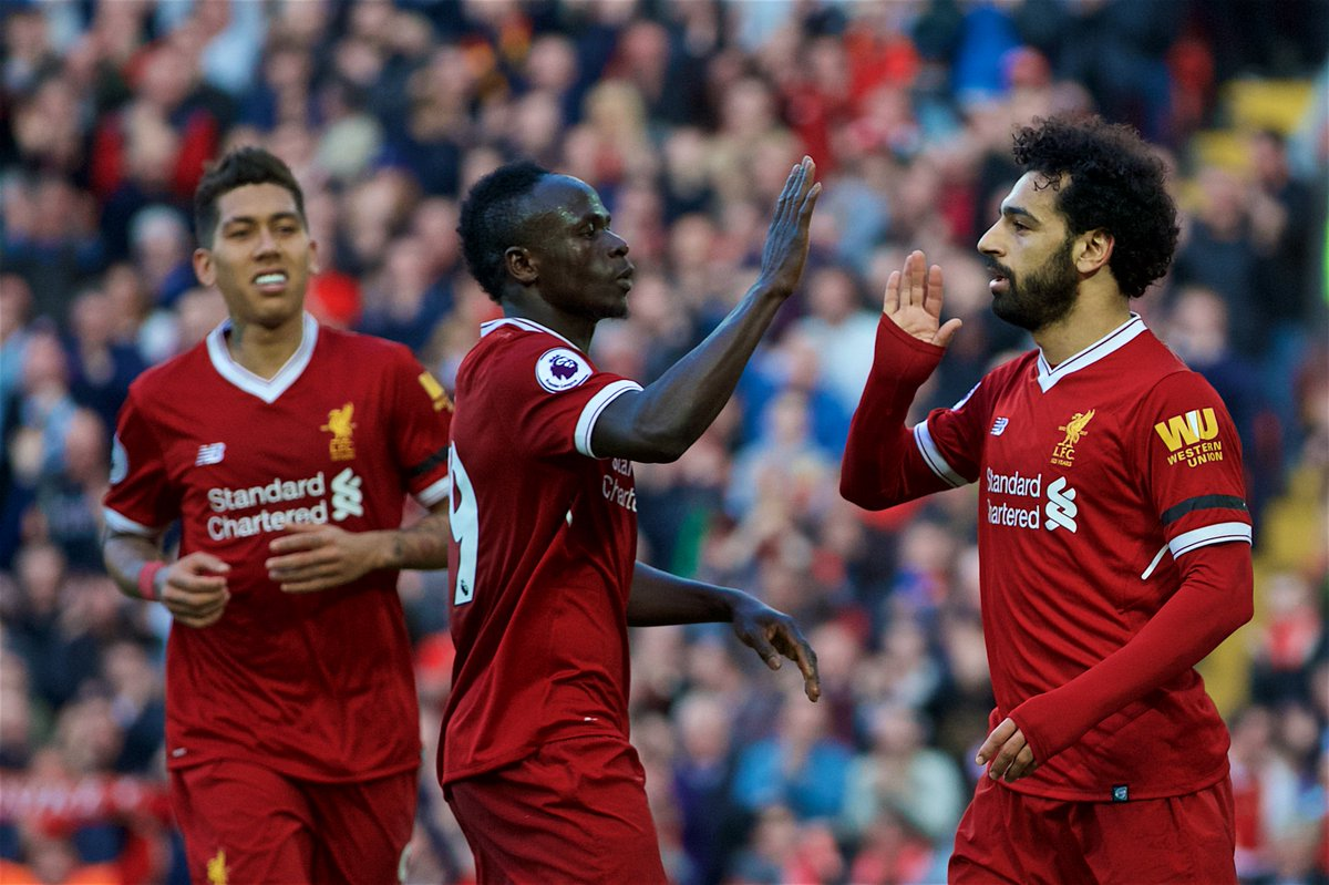 Klopp: I remember when we spoke to Mo the first time, he said 'Yes, but Sadio is playing on the right wing' - Bóng Đá