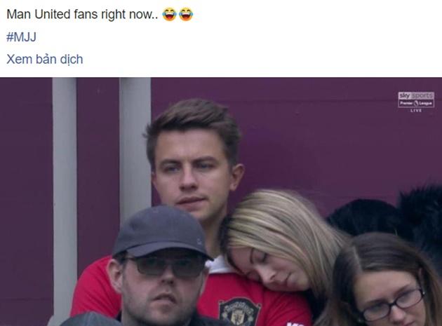 Cười té ghế với loạt ảnh chế Man Utd thất bại tan nát - Bóng Đá