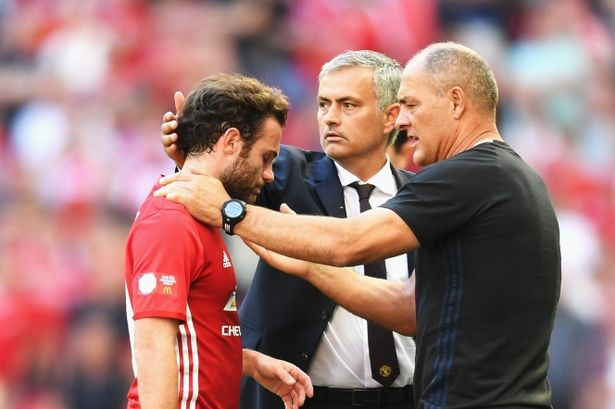 Juan Mata: I never had a personal problem with Jose Mourinho at Manchester United - Bóng Đá
