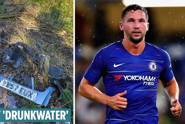 The fall of Danny Drinkwater: From Premier League winner to £35m flop not fit for Chelsea's bench. - Bóng Đá