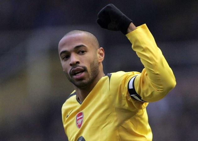 Ảnh 10 đội trưởng Arsenal gần nhất - Bóng Đá
