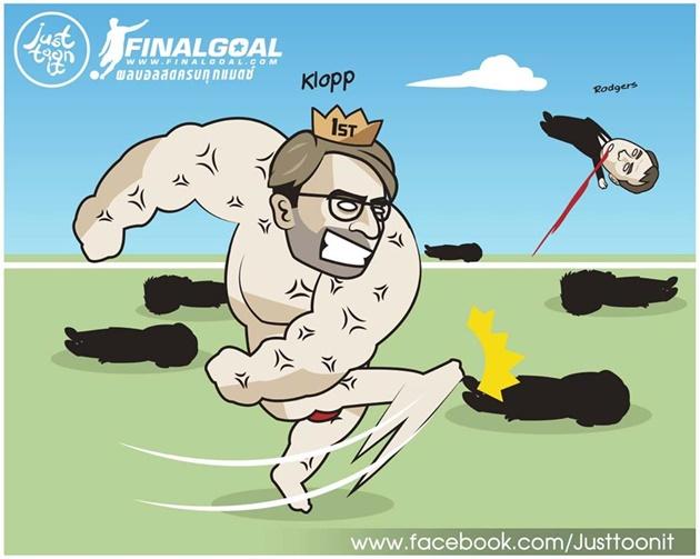 ảnh chế Premier League - Bóng Đá