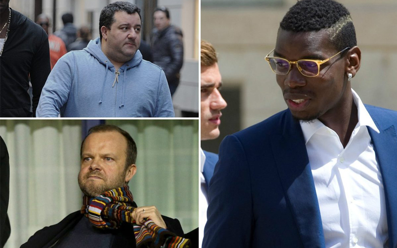 Man Utd should get rid of greedy Paul Pogba as he demands £30m a year to stay, says Karren Brady - Bóng Đá