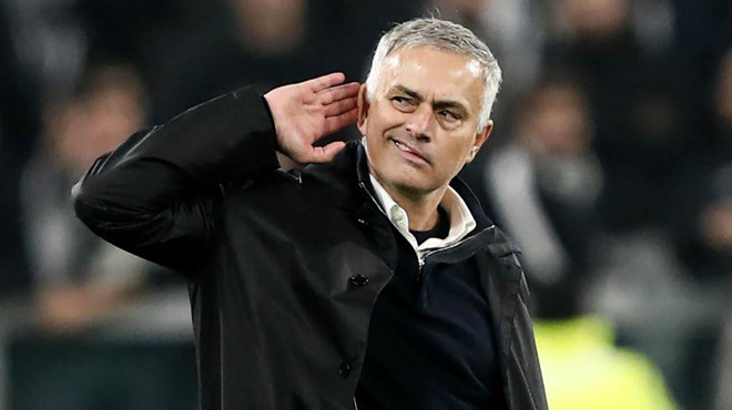 Jose Mourinho eyes return to Premier League to manage Tottenham  - Bóng Đá