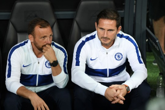 Frank Lampard told senior Chelsea players to 'step up' in crunch meeting    - Bóng Đá