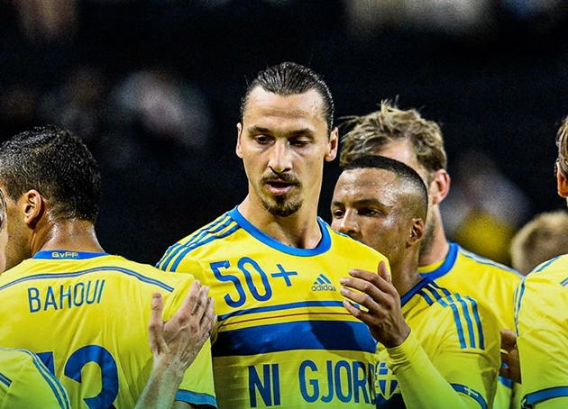 Lukaku reached 50 international goals faster than Zlatan, Messi and Ronaldo  - Bóng Đá