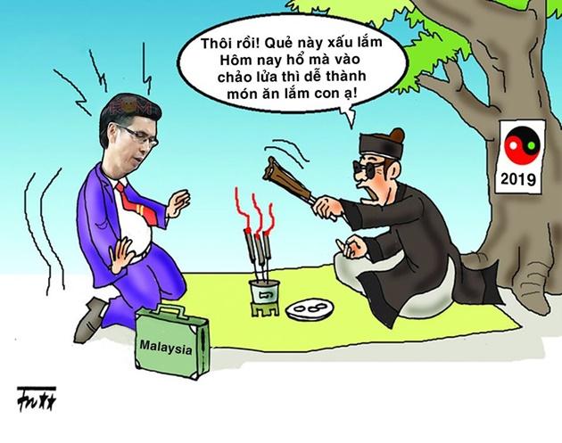 Ảnh chế VN - Malay - Bóng Đá