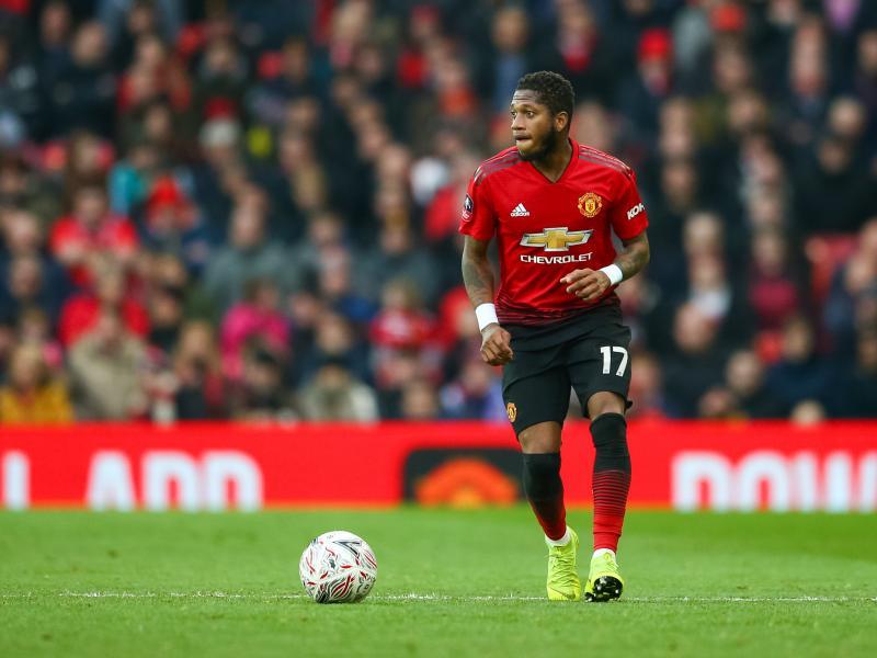 Arsenal great slams Manchester United midfielder Fred - Dixon - Bóng Đá