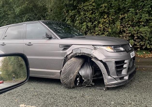 Sergio Aguero involved in car collision - Bóng Đá