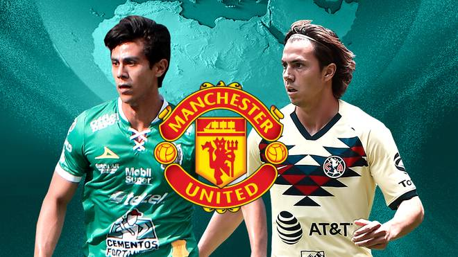 Mexico manager speaks on Manchester United transfer links to two players - Jose Juan Macias and Sebastian Cordova - Bóng Đá