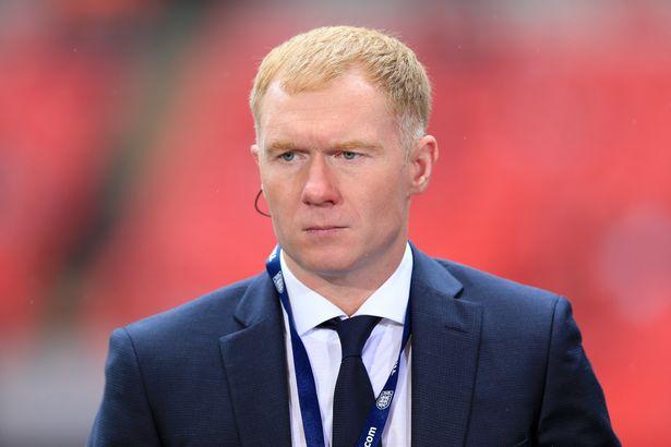 Paul Scholes make Man Utd vs Liverpool predictions - Rashford, James, Maguire ghi bàn - Bóng Đá