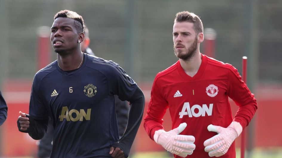 Liverpool boss Jurgen Klopp has De Gea and Pogba injury theory ahead of Man Utd showdown - Bóng Đá
