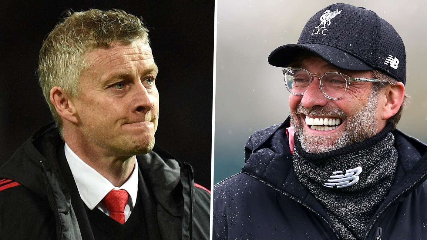 Man Utd warned Liverpool will 'destroy them' if they try to go toe-to-toe with Klopp's title chasers - Bóng Đá