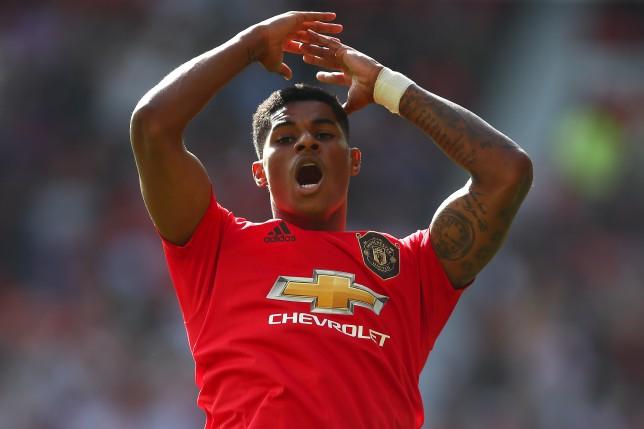 'He is not a target man' - Mourinho warns Man Utd about Rashford - Bóng Đá