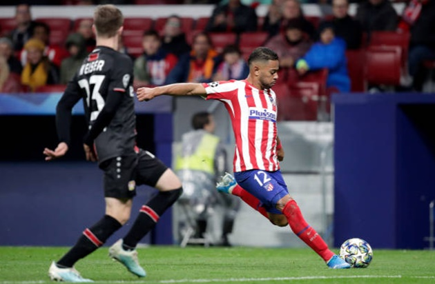 Ảnh sau trận Atletico - Bóng Đá
