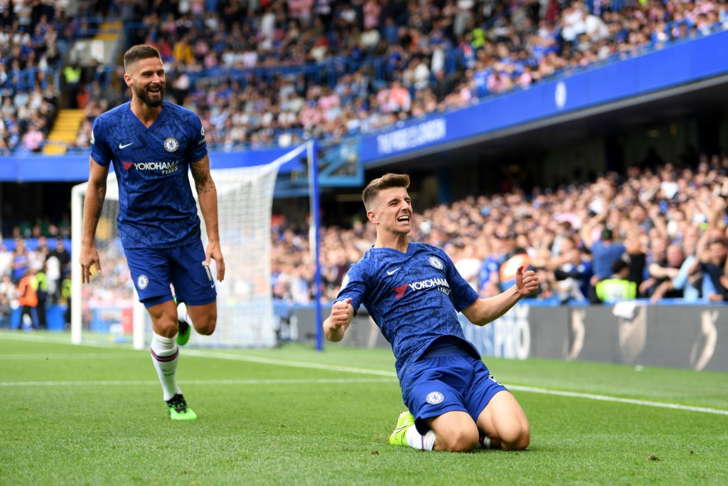 Chelsea youngster Mason Mount backed to play for Barcelona or Real Madrid by former Vitesse team-mate - Bóng Đá