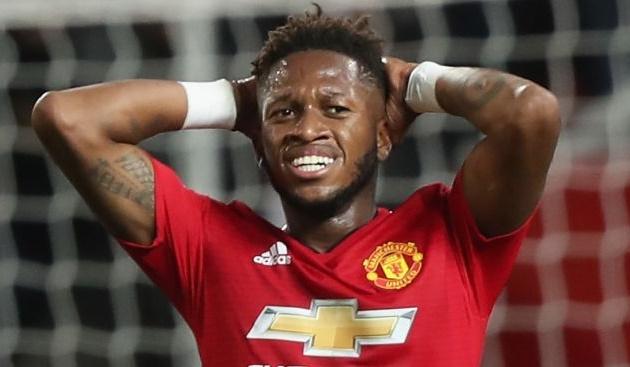 Fred 'mocked by Manchester United teammates' - Bóng Đá
