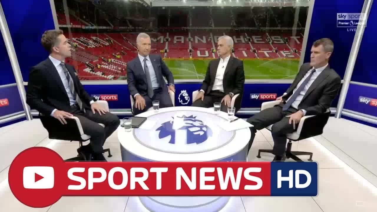 Stan Collymore slams Jose Mourinho for 'talking rubbish' about Liverpool after Man United tie - Bóng Đá