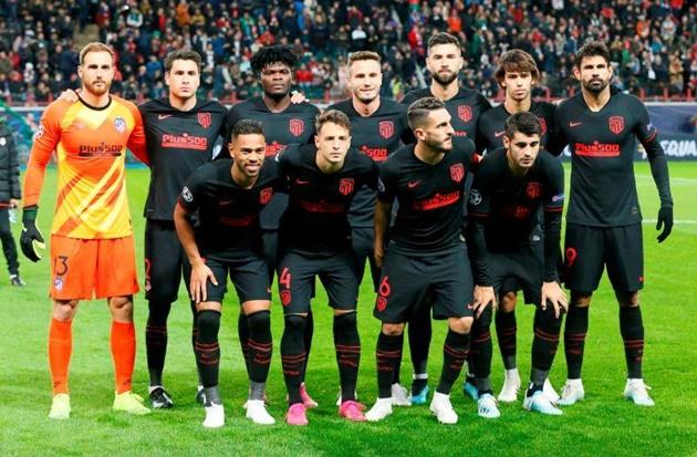10 đội hình trẻ nhất Champions League - Bóng Đá