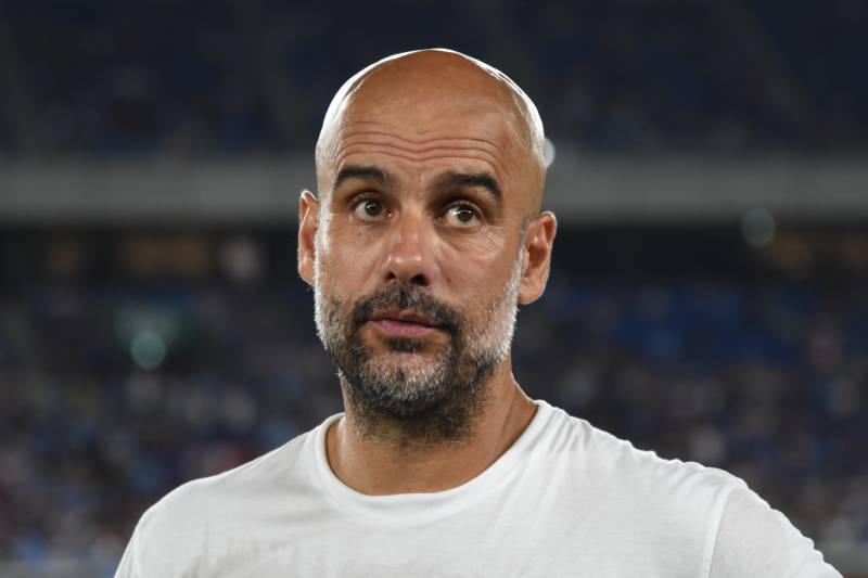 Pep Guardiola apologises to Man City substitute after Southampton win - Bóng Đá