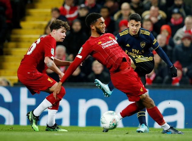Arsenal fans will love what Liverpool boss Jurgen Klopp has said about Gabriel Martinelli - Bóng Đá