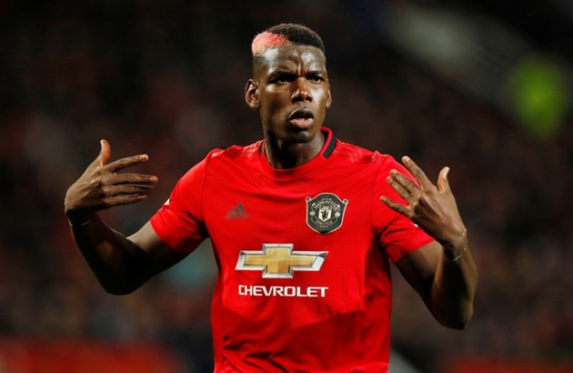 Paul Pogba gives injury update after Manchester United defeat to Bournemouth - Bóng Đá