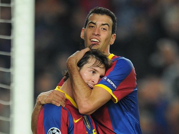 10 cái nhất loạt trận Champions League 06/11 - Bóng Đá