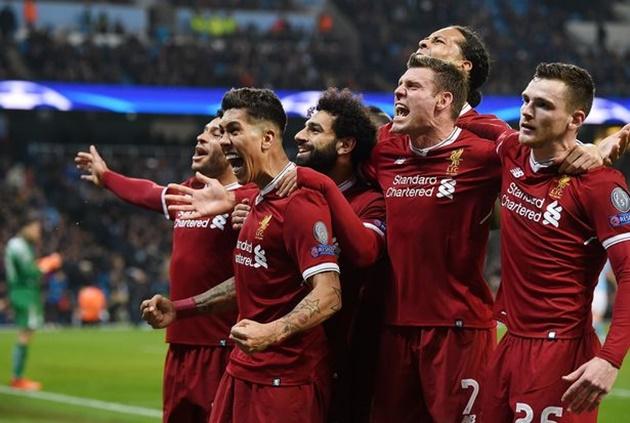 10 thống kê Liverpool - Man City - Bóng Đá