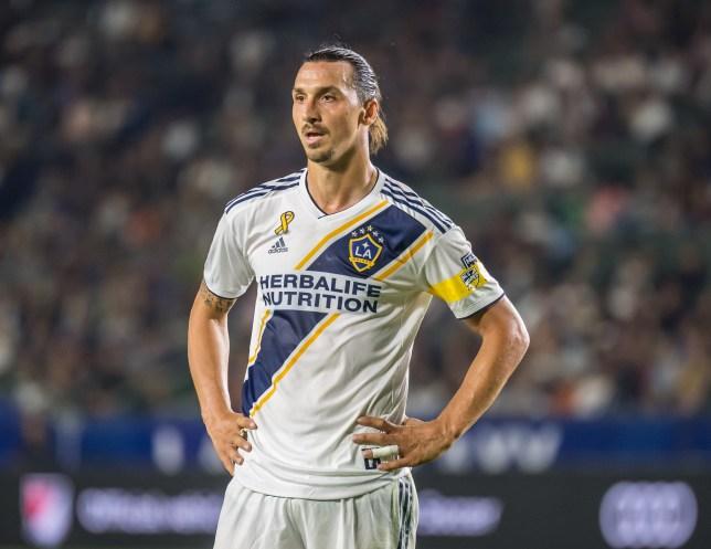 MLS commissioner Don Garber suggests Zlatan Ibrahimovic will sign for AC Milan  - Bóng Đá