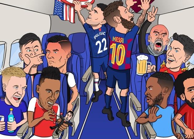 Ảnh chế vòng 12 Premier League - Bóng Đá