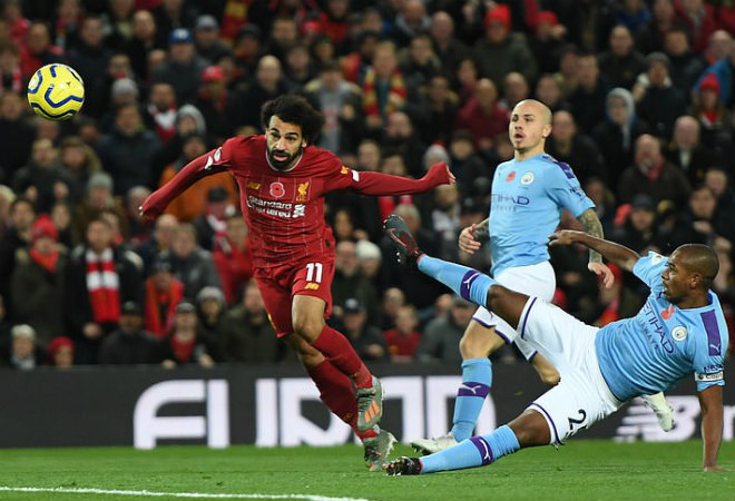 Jose Mourinho picks out Pep Guardiola's tactical mistake in Man City loss to Liverpool - Bóng Đá