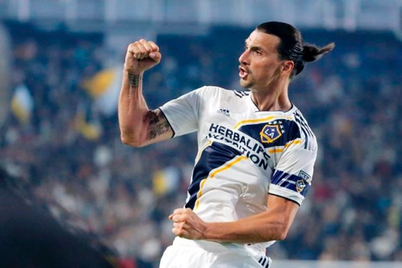 'You are welcome' - Ibrahimovic confirms LA Galaxy departure with typical swagger - Bóng Đá