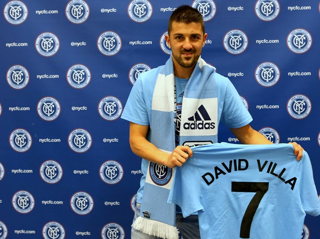 World Cup winner David Villa has confirmed he will retire at the end of the J-League season next month - Bóng Đá