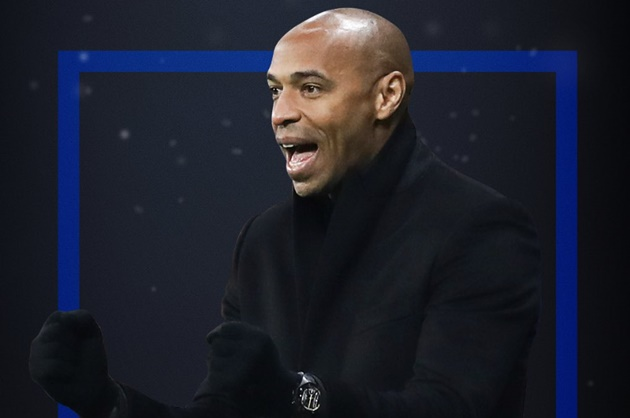 Thierry Henry named Montreal Impact manager - Bóng Đá