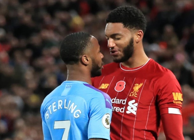 Raheem Sterling and Gareth Southgate hit out at England fans for BOOING Joe Gomez against Montenegro - Bóng Đá