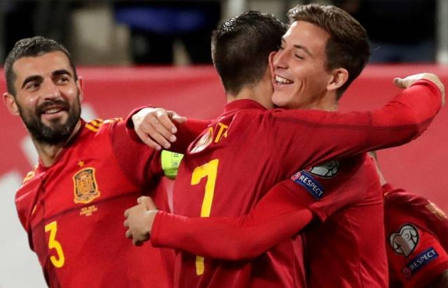10 điều thú vị trong chiến thắng 7-0 của Tây Ban Nha - Bóng Đá