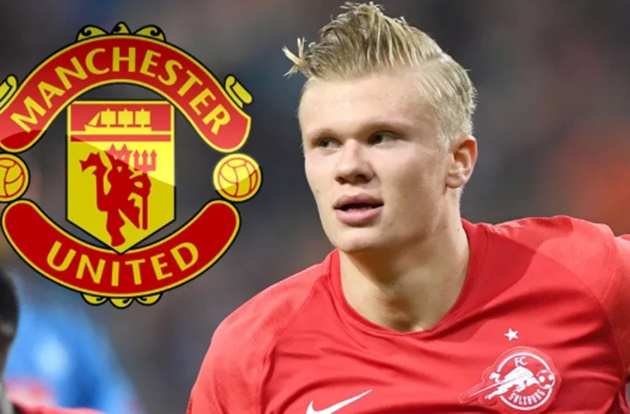 Manchester United 'would be willing to loan Braut Haaland back to Red Bull Salzburg for rest of season if they can secure January deal' - Bóng Đá