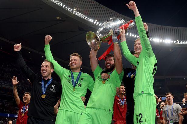 Mignolet: Liverpool stay made no sense after Alisson arrival - Bóng Đá