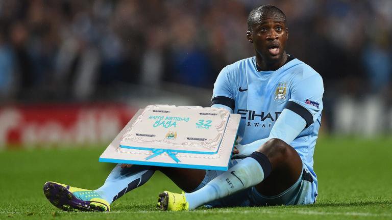 Yaya Toure opens up on birthday cake saga during Man City spell - Bóng Đá