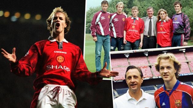 7 cặp cha con trong thế giới bóng đá - Bóng Đá