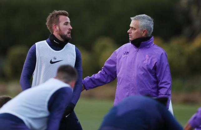 What Jose Mourinho told Tottenham squad in first training session after replacing Mauricio Pochettino  - Bóng Đá