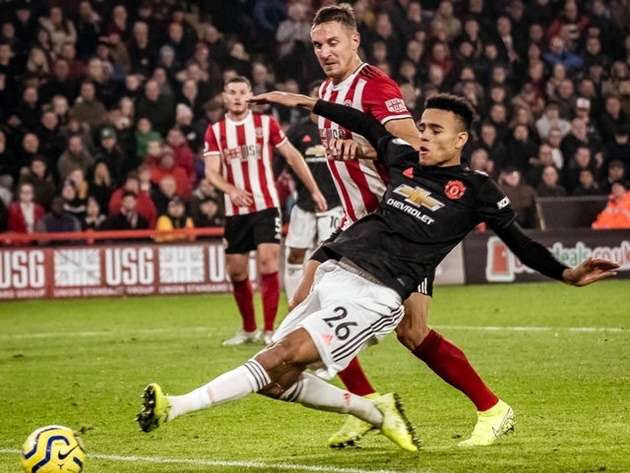 Mason Greenwood is the first 18-year-old to score in the Premier League this season. - Bóng Đá