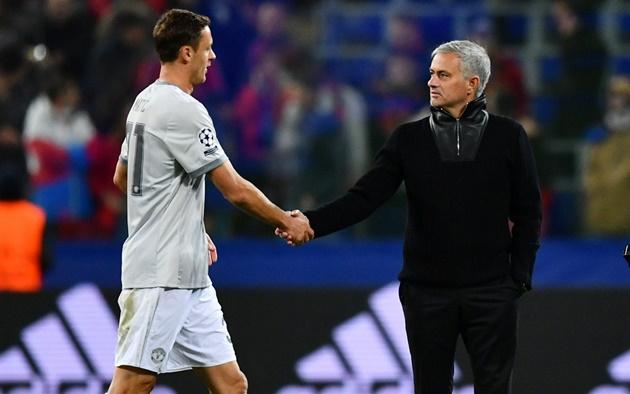 Matic leaves Man Utd training after just 24 mins following club gala snub  - Bóng Đá